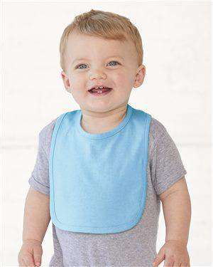 Brand: Rabbit Skins | Style: 1005 | Product: Infant Premium Jersey Bib