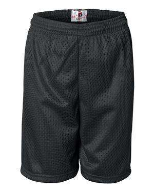 Badger Sport Youth Tricot Mesh Athletic Shorts