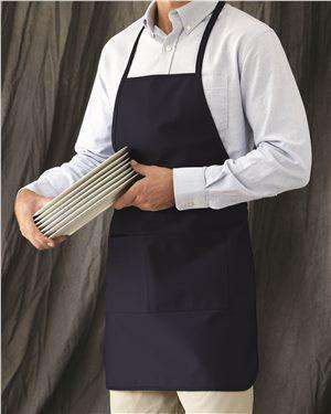 Brand: Liberty Bags | Style: 5505 | Product: Long Butcher Block Apron