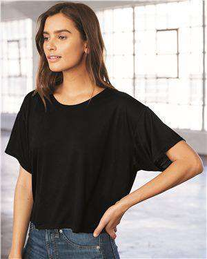 Brand: Bella + Canvas | Style: 8881 | Product: Women's Flowy Boxy Tee