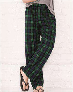 Brand: Boxercraft | Style: F24 | Product: Flannel Pants with Pockets