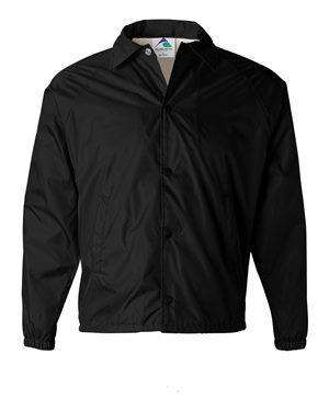 Augusta Sportswear Men's Nylon Coach's Jacket
