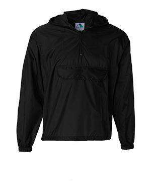 Augusta Sportswear Men's Packable Pullover Jacket
