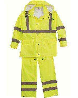 Brand: ML Kishigo | Style: RW110-111 | Product: Full Rainsuit