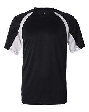 Badger Sport Men's B-Core Hook Crew Neck T-Shirt