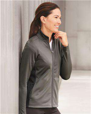 Brand: Champion | Style: S260 | Product: Women's Performance Full-Zip Jacket