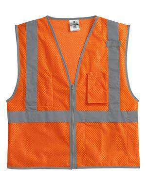 Brand: ML Kishigo | Style: 1507-1508 | Product: Brilliant Series Economy Vest