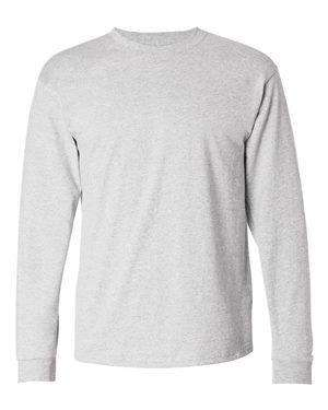 Hanes Men's Tagless® Long Sleeve T-Shirt