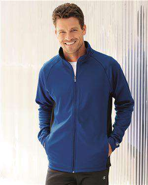 Brand: Champion | Style: S270 | Product: Performance Full-Zip Jacket