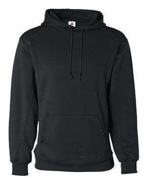 Badger Sport Men's Wicking Pocket Hoodie Sweatshirt - 1454