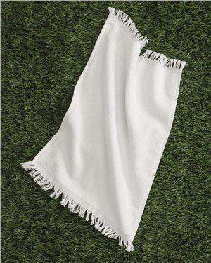 Brand: Carmel Towel Company | Style: C1118 | Product: Fringed Towel