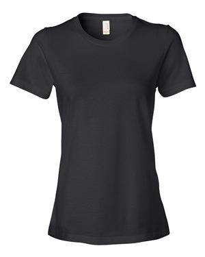 Anvil Women's Lightweight Crew Neck T-Shirt