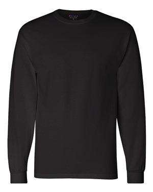 Champion Men's Long Sleeve T-Shirt