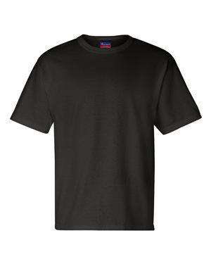 Champion Men's Heritage Jersey Crew Neck T-Shirt - T105
