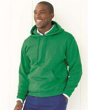 Brand: JERZEES | Style: 996MT | Product: NuBlend Tall Hooded Sweatshirt