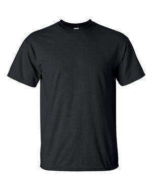 Gildan Men's Tall Ultra Cotton® Crew Neck T-Shirt - 2000T
