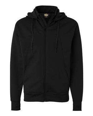Independent Trading Men's Thumbhole Hoodie Sweatshirt