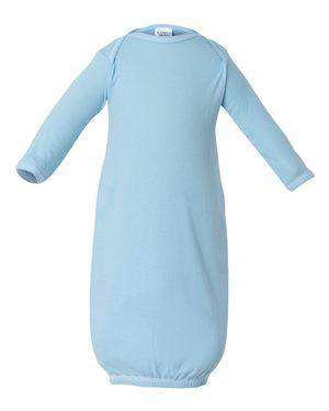 Rabbit Skins Infant Mitten Sleepwear Gown