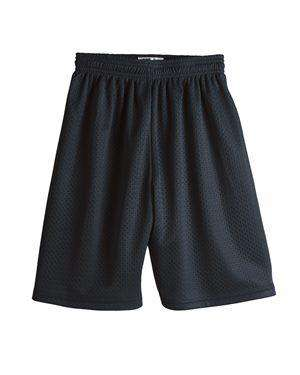 Brand: C2 Sport | Style: 5209 | Product: Mesh Youth Shorts