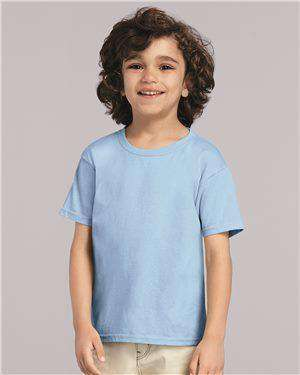Brand: Gildan | Style: 5100P | Product: Heavy Cotton Toddler T-Shirt