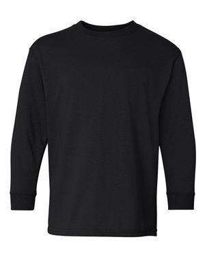 Gildan Youth Heavy Cotton™ Long Sleeve T-Shirt