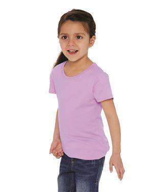 Brand: Next Level | Style: 3710 | Product: Girls' The Princess Tee