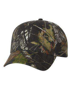 Kati Structured Licensed Camouflage Cap