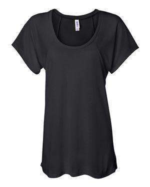 Bella + Canvas Women's Flowy Raglan T-Shirt - 8801