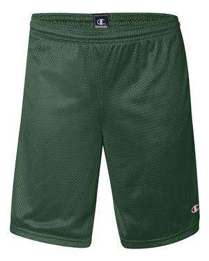 Champion Men's Tricot Mesh Seam Pocket Shorts