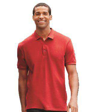 Brand: Gildan | Style: 82800 | Product: Premium Cotton® Double Pique Sport Shirt