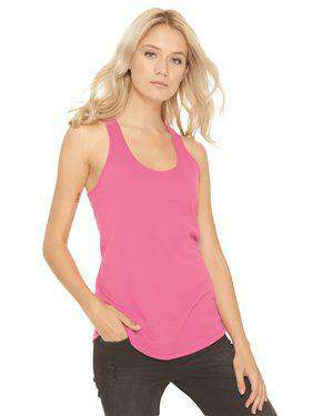 Brand: Next Level | Style: 6933 | Product: Women's Terry Racerback Tank