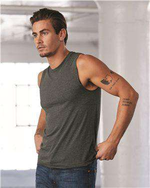 Brand: Bella + Canvas | Style: 3483 | Product: Muscle Tank