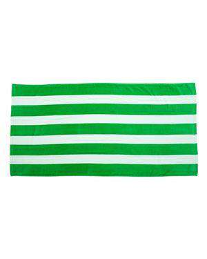 Carmel Towel Company Cabana Stripe Beach Towel