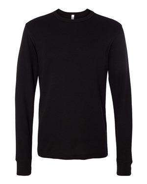 Bella + Canvas Men's Long Sleeve Thermal T-Shirt - 3500