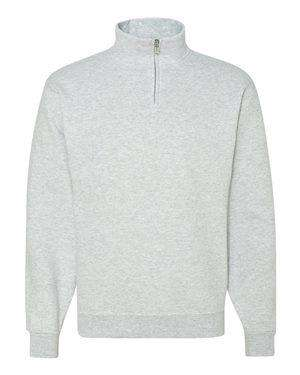 Jerzees Men's Cadet Collar 1/4-Zip Sweatshirt