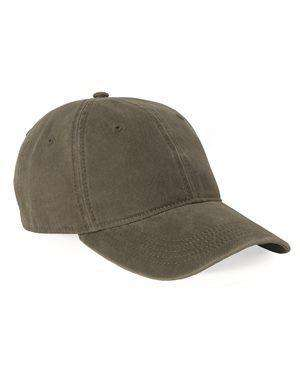 Brand: DRI DUCK | Style: 3748 | Product: Foundry Canvas Cap
