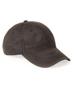Brand: DRI DUCK | Style: 3749 | Product: Landmark Weathered Cotton Twill Cap