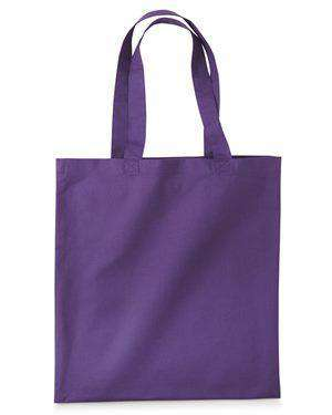 Brand: Q-Tees | Style: QTB | Product: Economical Tote Bag
