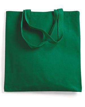 Brand: Q-Tees | Style: Q800 | Product: Canvas Promotional Tote