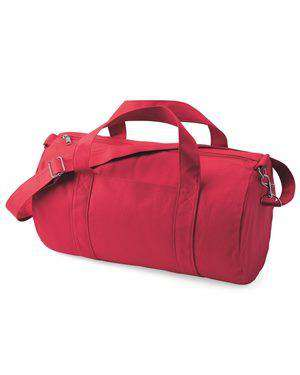 Brand: Liberty Bags | Style: 3301 | Product: 11 Ounce Cotton Canvas Duffel Bag