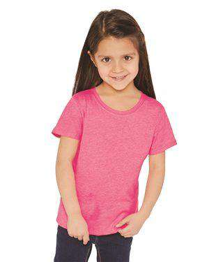 Brand: Next Level | Style: 3712 | Product: Girls' Princess CVC Tee