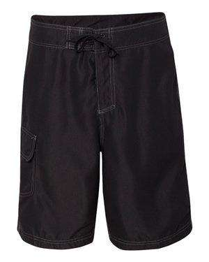 Burnside Men's Cargo Pocket Board Shorts - 9301