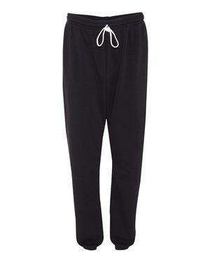 Bella + Canvas Unisex No Pocket Sweatpants - 3737