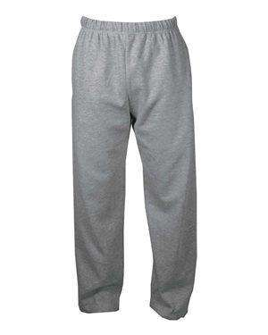 Brand: C2 Sport | Style: 5577 | Product: Open Bottom Sweatpants with Pockets