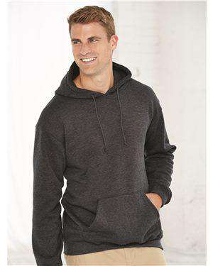 Brand: Bayside | Style: 960 | Product: USA-Made Hooded Sweatshirt