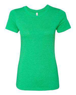 Next Level Women's Tri-Blend Crew Neck T-Shirt - 6710