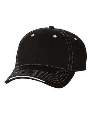 Sportsman Tri-Color Mid-Profile Cap