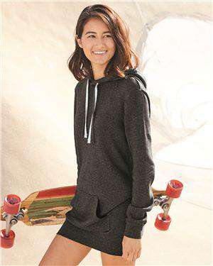 Brand: Independent Trading Co. | Style: PRM65DRS | Product: Women's Special Blend Hooded Pullover Dress