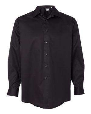 Calvin Klein Men's Spread Collar Pincord Dress Shirt - 13CK033