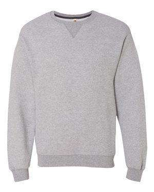 Fruit of the Loom Men's Sofspun® V-Notch Sweatshirt